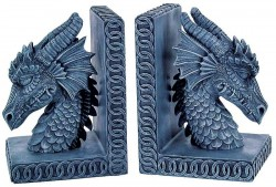 Picture of Dragon Bookends
