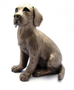 Picture of Toto the Dog Bronze Figurine (Paul Jenkins)