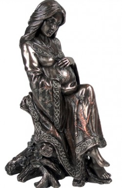 Picture of The Mother Bronze Figurine Luna Lakota