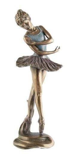 Picture of Dancing Ballerina Bronze Figurine 27 cm