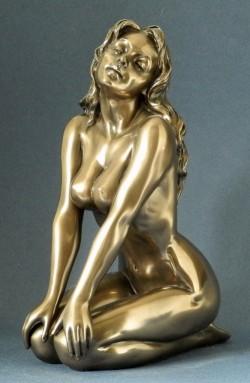 Picture of Passion Bronze Nude Female 23 cm