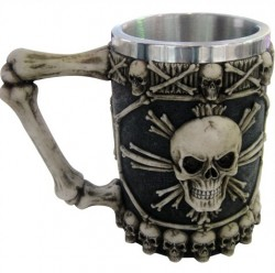 Picture of Skull and Bones Tankard