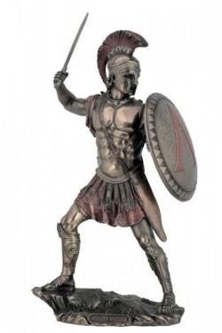 Picture of Spartan Warrior Bronze Figurine 33 cm