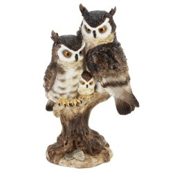 Picture of Owl Family Animal Planet Figurine