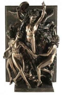 Picture of Jean Baptiste Carpeaux The Dance Bronze Figurine