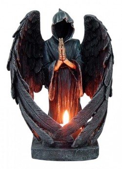Picture of Angel of Death Candle Holder