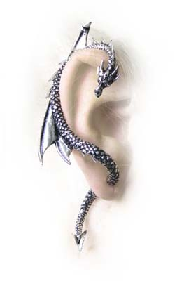 Picture of The Dragons Lure Ear Wrap