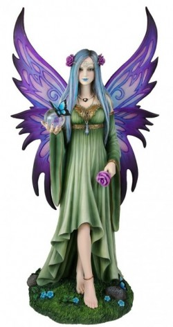 Picture of Mystic Aura Figurine (Anne Stoke) LARGE Limited Edition LAST FEW LEFT