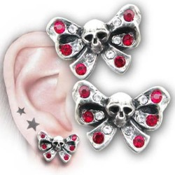 Picture of Bow Belles Studs (Pair)