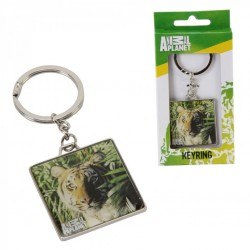 Picture of Tiger Animal Planet Keyring