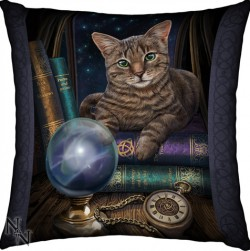Picture of Mystic Cat Cushion (Lisa Parker)