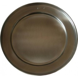Picture of Medieval Pewter Plate (10inch)