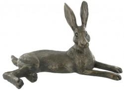 Picture of Bluebell Hare Bronze Sculpture (Harriet Glen)
