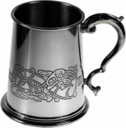 Picture of Celtic Dragon Tankard