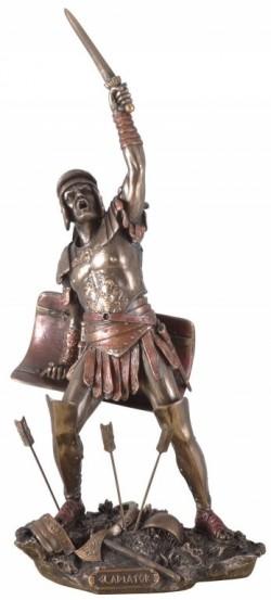 Picture of Spartacus Bronze Figurine 32 cm
