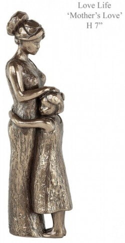 Picture of Mothers Love Bronze Figurine