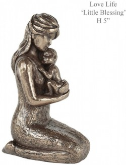 Picture of Little Blessing Bronze Figurine NEW RELEASE
