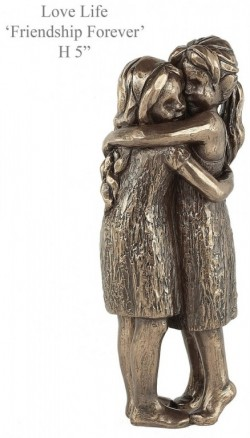 Picture of Friendship Forever Bronze Figurine NEW RELEASE