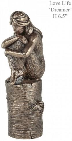 Picture of Dreamer Bronze Figurine NEW RELEASE