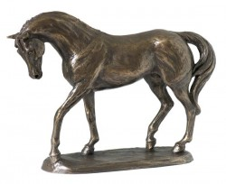 Picture of Nobility Horse Figurine (Harriet Glen)