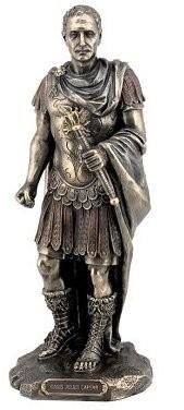 Picture of Gaius Julius Caesar Bronze Figurine NEW RELEASE