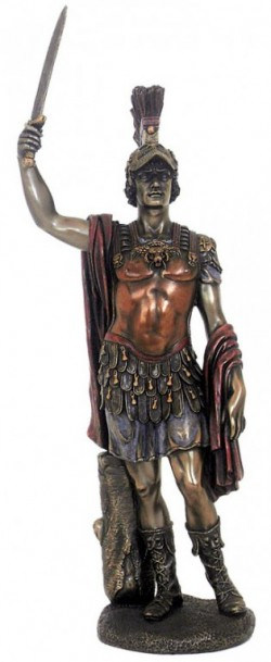 Picture of Roman Centurion Bronze Figurine