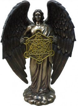 Picture of Metatron Archangel Bronze Figurine