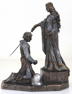 Picture of The Accolade Bronze Figurine