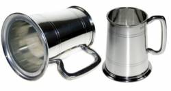 Picture of Medium Tankard with Glass Base