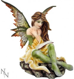 Picture of Amy Daydreaming Fairy Figurine