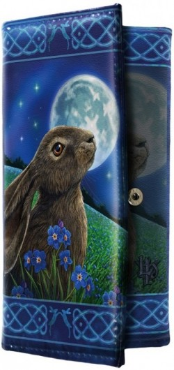 Picture of Moon Gazing Hare Purse (Lisa Parker)