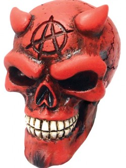 Picture of Red Demon Gear Knob