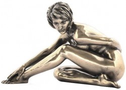 Picture of Emily Bronze Nude Figurine