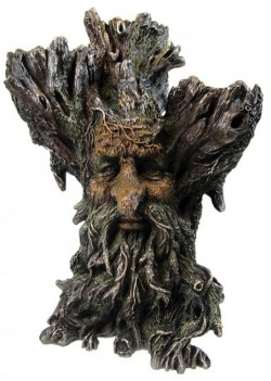 Picture of Green Man Tri Tealight Holder