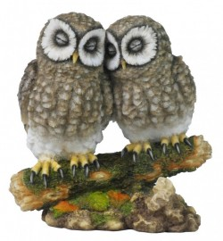 Picture of Owl Couple Figurine
