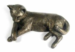 Picture of Tinkabelle the Cat Sculpture