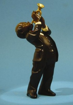Picture of Trumpet Player All That Jazz Figurine