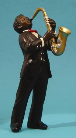 Picture of Sax Player All That Jazz Figurine