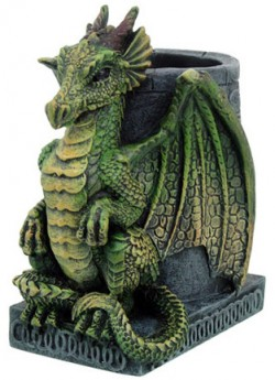 Picture of Dragon Pen Pot Holder