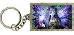 Picture of Mystic Aura 3D Keyring (Anne Stokes)