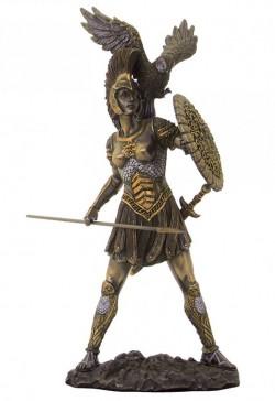 Picture of Athena Bronze Statue