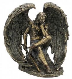 Picture of Lucifer Fallen Angel Bronze Figurine