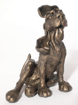 Picture of Rusty the Dog Sculpture