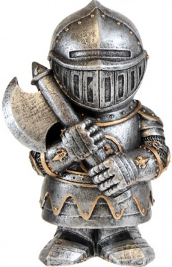 Picture of Sir Chopalot Figurine