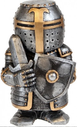 Picture of Sir Defendalot Figurine