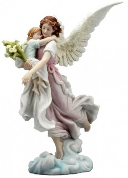 Picture of The Guardian Angel Figurine