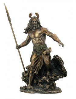 Picture of Oceanus Bronze Figurine 30 cm