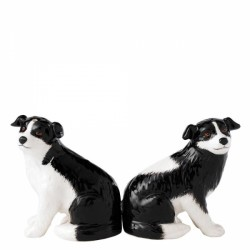 Picture of Border Collies Salt and Pepper Set (Enesco)