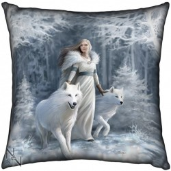 Picture of Winter Guardians Cushion (Anne Stokes) 42 cm