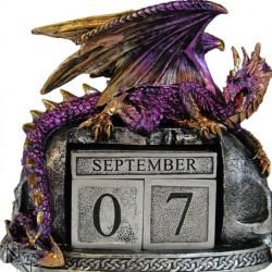 Picture of Nightwynd Dragon Calendar (Alator)